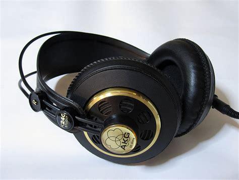 Headphone Akg K240 flickr photo
