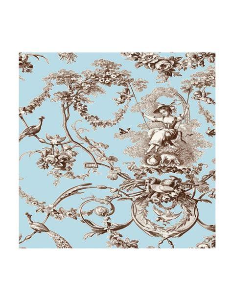 Rideau Toile De Jouy by Rideau Sur Mesure Toile De Jouy Bleu Tissu Ludivine Thevenon