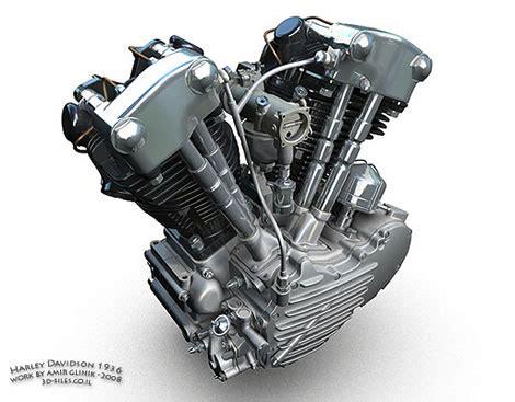 Mesin Harley bagaimana mesin harley davidson bekerja honda xl125 replica