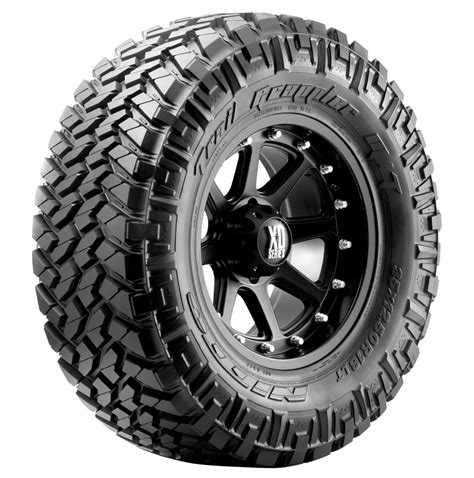 Trail Grappler Mud Tires Nitto Trail Grappler M T 35x12 5 R18 E