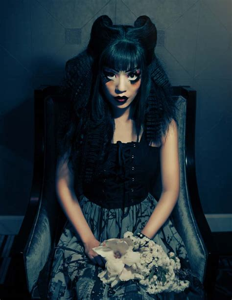 elegant gothic hairstyles gothic asian makeup makeup vidalondon