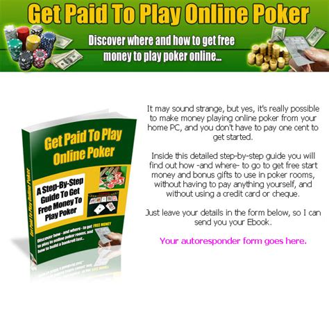 Paid To Play get paid to play resale rights ebook