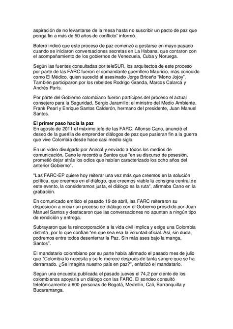 se firm acuerdo salarial con sitramune para todo el 2016 prensa gobierno de colombia y las farc firman acuerdo para