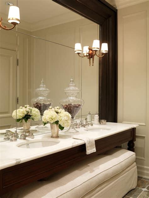 espresso double vanity traditional bathroom house amp home