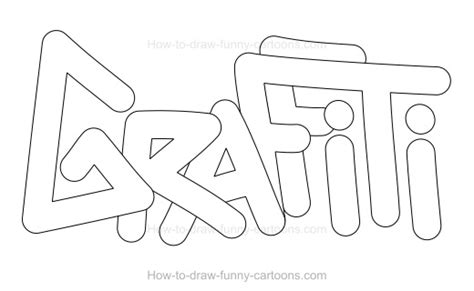 Graffiti Words To Draw How To Draw Graffiti Images