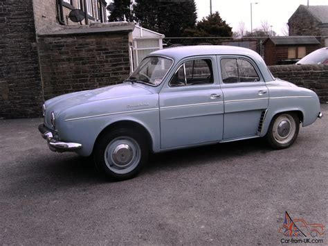 renault dauphine for sale dauphine for sale