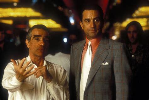 scorsese new gangster film the irishman martin scorsese s film to de age robert de