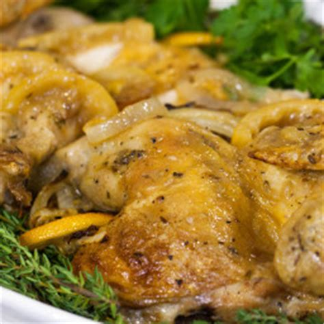 skillet roasted lemon chicken ina garten chicken inasal bigoven