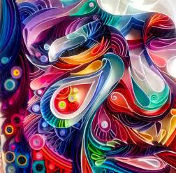yulia brodskaya a quilled paper portrait from yulia brodskaya colossal