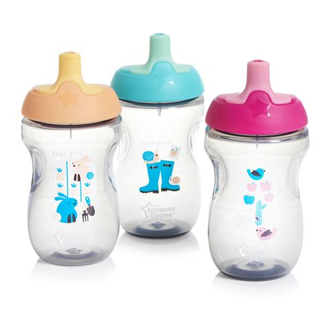 Tommee Tippee Weaning Bottle 4m tommee tippee active sports bottle 12 months 300ml at