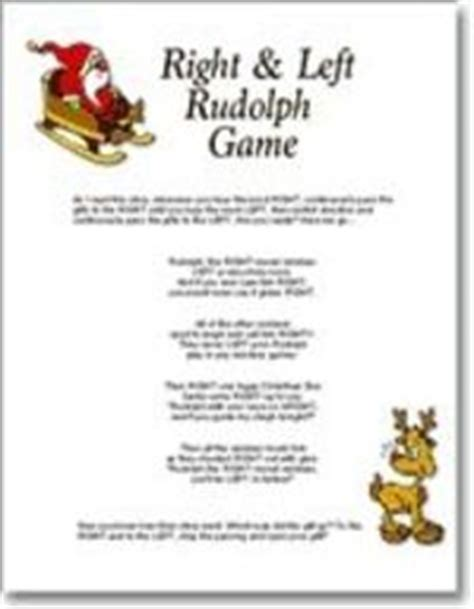 left right across gift exchange story partygameideas juxtapost