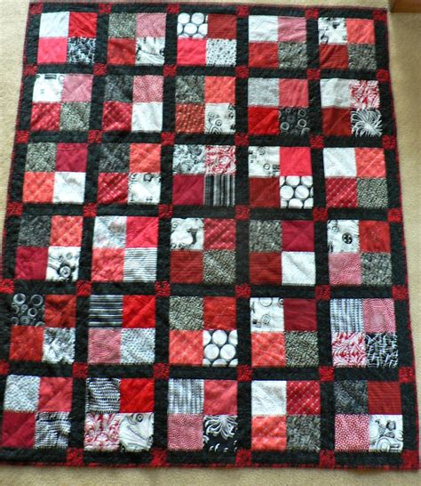 Black And Quilts by Creative Expressions Black Quilt