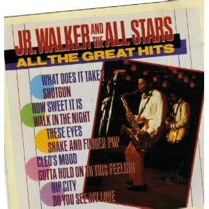 Cd Junior Walker The All The Definitive Collection 1 jr walker all all the great hits