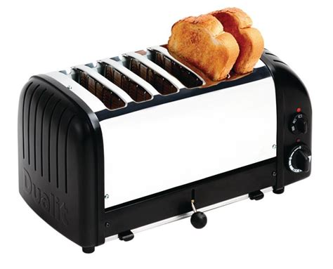 New Toaster Getra 6 Slot shop by category catering accessories 6 slot