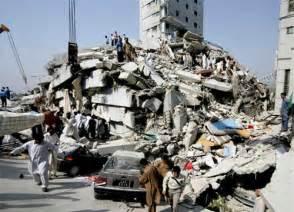 Pakistan Earthquake 2005 Essay by 2005 Kashmir Earthquake