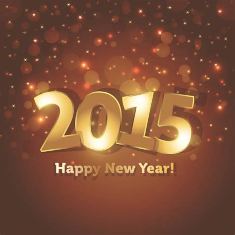 new year cards 2015 hd photo