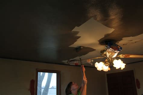 what is painted on the ceiling of the sistine chapel master bedroom makeover dark painted ceiling in which i