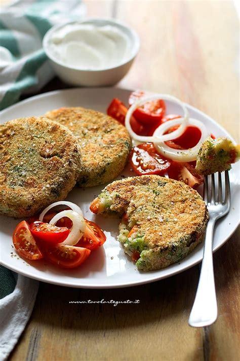 ricette per cucinare gli hamburger hamburger di verdure hamburger vegetariani golosi