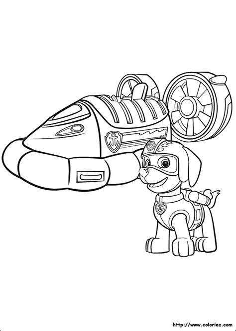 zuma coloring page paw patrol zuma from paw patrol coloring pages