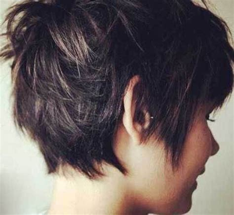 pixie hair cuts show back choopie cut to front the 25 best messy pixie haircut ideas on pinterest