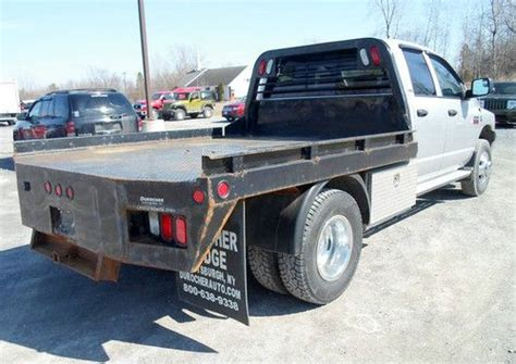 dodge ram 3500 truck bed for sale find used 2010 dodge ram 3500 quad cab flat bed in