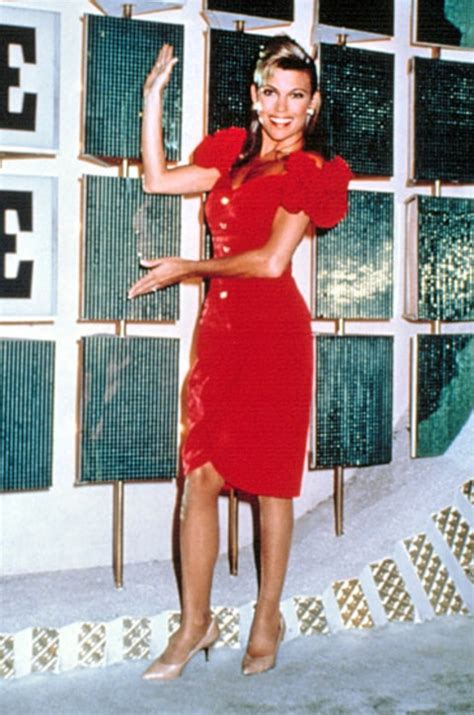 Vanna White Wardrobe by Credit Everett Collection