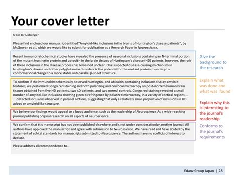 cover letter submitted scientific editor cover letter sarahepps