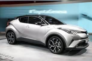 Toyota C New Toyota C Hr Gets 1 2l Turbo 2 0l And 1 8l Hybrid