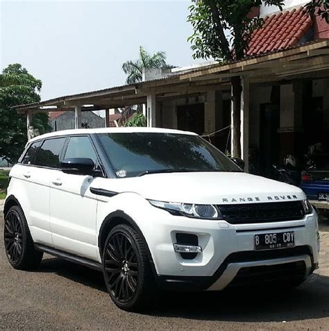 land rover white black rims white range rover evoque black rims 17724 baidata