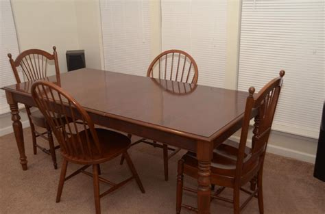 ethan allen dining room table ethan allen dining room table for sale classifieds