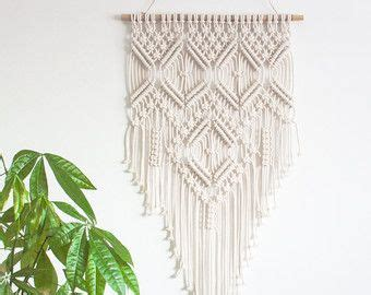 triangle macrame pattern best 25 macrame wall hanging diy ideas on pinterest