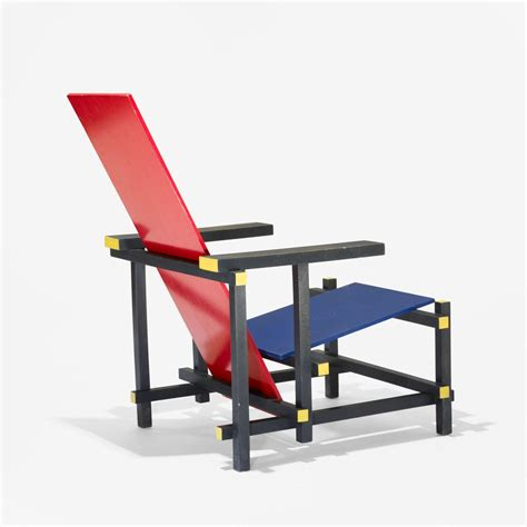 And Blue Chair Gerrit Rietveld Blue Chair