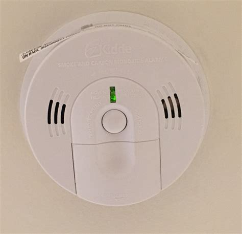 Smoke Detector 1 wired smoke detector troubleshooting style by modernstork