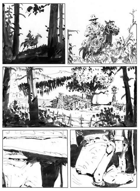 le prime pagine dell ultimo episodio inedito di ken parker fumettologica