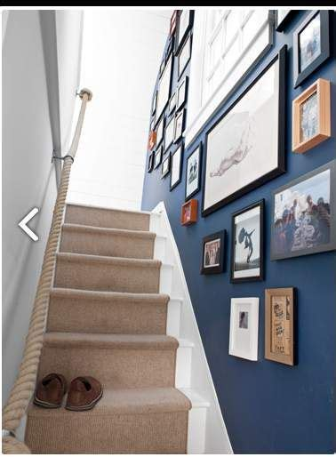 best 25 narrow staircase ideas on grey