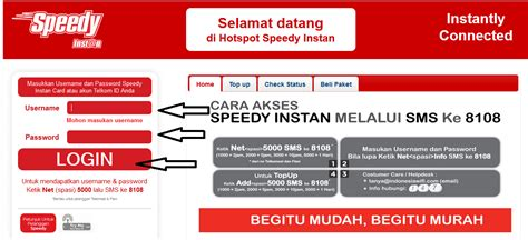 Wifi Id Speedy username dan password speedy instan wifi id 16 maret 2015
