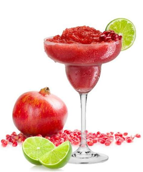 frozen pomegranate margarita signature drinks from dailys cocktails