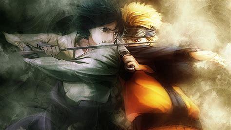 naruto shippuuden uzumaki naruto uchiha sasuke anime