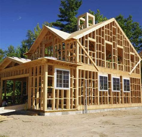 wood frame house plans wood frame home plans