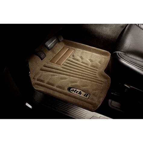 new nifty products floor mats front ford explorer 2008