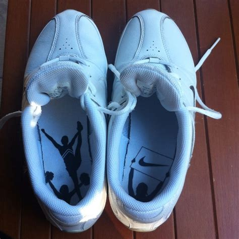 81 nike shoes white nike cheer shoes from kelsey s