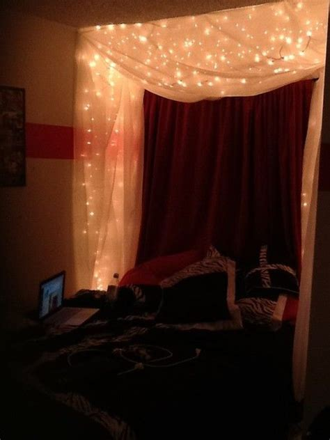 bedroom twinkle lights bed canopy with twinkle lights bangdodo