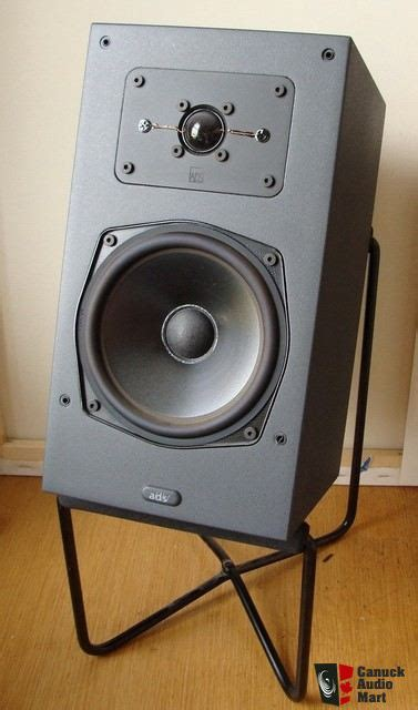 Speaker Advance S500 a d s s500 bookshelf speakers with stands photo 103128 canuck audio mart