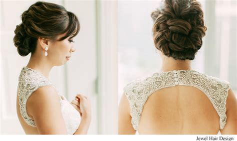 Classic Bridal Hair and Makeup Photos     Hair Comes the