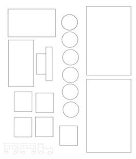 shape train pattern pdf pattern for 6 train cars engine coal car passenger