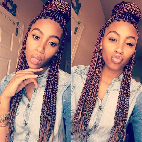 tiny braids box braids quot small quot different styles of braids