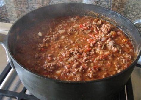 delicious chili