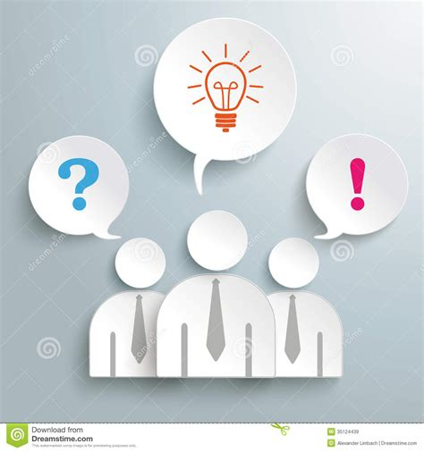 Or Question Ideas Three Paper Humans Questions Idea Confirmation Pia Royalty