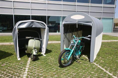 Mobile Garage F R Motorrad by Motobox Il Box Per Le Moto