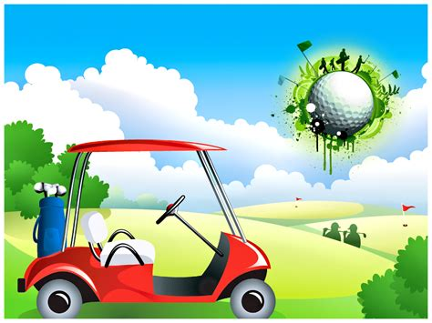golf background for powerpoint www pixshark com images